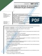 NBR 12712 Projeto de Sistemas de Transmissão e Distribuição