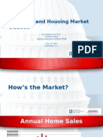 Economic and Housing Market Outlook