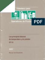 Los Principios Basicos de Temperatura y Presion