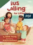 Jesus Calling for Little Ones