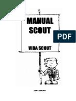 Manual Scout - Vida Scout