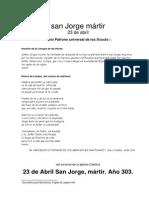 San Jorge Mártir