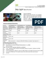 Specification of Flexible LED Strip Www.ledlightsworld.com
