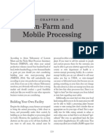 On the Farm and Mobile Processing