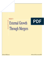 Sld20 External Growth Through Merger