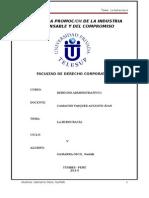 Monografia Final - La Burocracia
