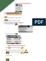 Manual TCR 1101