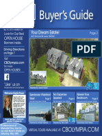 Coldwell Banker Olympia Real Estate Buyers Guide May 16th 2015