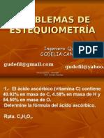 Problemas Propuestos de Quimica (2)