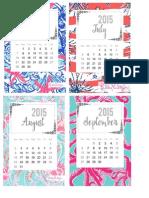 Jun July Aug Sep