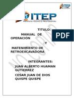 Titulo Del Tesis