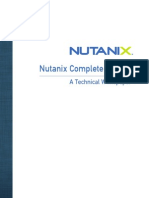 WP Nutanix Complete Cluster Technical Whitepaper