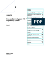 PCS 7 Engineering System