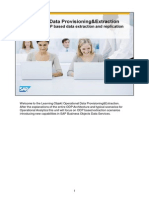 Operational Data Provisioning and Extraction - Configuring ODP Based Data Extraction and Replication (1)