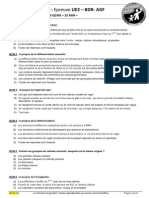 BDR DM n° 4 AGF 29.11.14 - Sujet