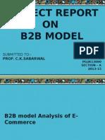 b2b Model Ravi