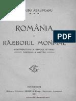 Romania si razboiul mondial de Ion Rusu Abrudeanu.pdf