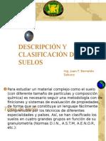 Descripción y Clasificacion de Suelos[1]