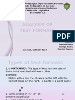 ANALYSIS OF TEST FORMATS- 2013.pptx