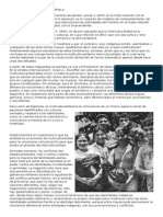 Multiculturalidad en Guatemala