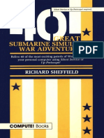 40 Great Submarine Simulator War Adventures