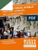 Oscar Romero. Dossier Nueva Tierra
