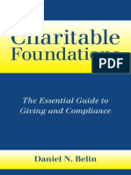 Charitable Foundations