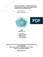 3 Femur Distal DextraPada Klien Tn N Di Ruang Bedah Orthopedi (Kenanga) RumahSakit Umum Daerah Ulin Banjarmasin