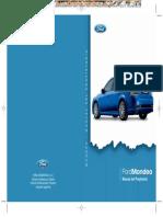 Manual Ford Modelo 2006
