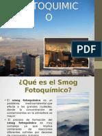 El Smog Fotoquimico - Advertencia