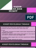 Model Kajian Tindakan Jean Mcniff Pembentangan Kumpulan