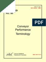 CEMA Standard 705-2004pv
