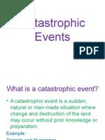 catastrophic events 2 0pp