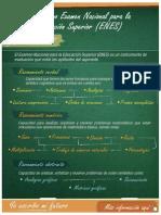 Instrucciones de examen ENES