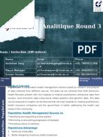 Round3 Invincible IIM Indore