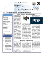 Boletin VT en Nanociencia y Nanotecnologia
