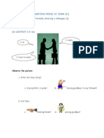 01 Business English - Meeting People at Work - 01 Formal Greeting_ PDF