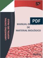 Manual de Coleta de Material Biologico
