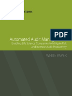 Whitepaper - Automated Audit Management