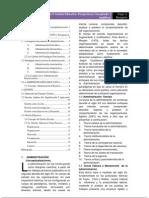 Administración Y Gestión Educativa Perspectivas Conceptuales y Analíticas.