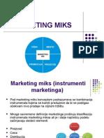 Danijela Mitrović - Marketing Miks
