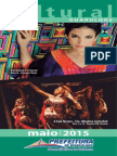 Agenda Cultural Maio/2015