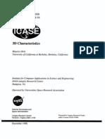 NASA CR- 1998-208958 - 3D Characteristics