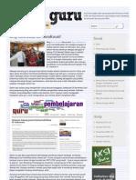 Aksiguru.org 2010-01-19 Profil Blog Guru Gurukreatif