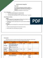 hp training plan ts& js