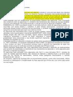Mecanismo de Açao Das Saponinas