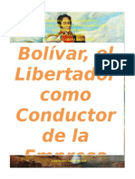 Catedra Bolivariana III