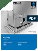 dimensiones de tanques hidraulicos