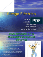 Presentacion de Riesgo Electrico