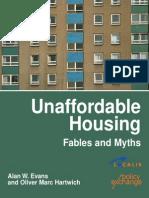 Unaffordable Housing - Jun 05